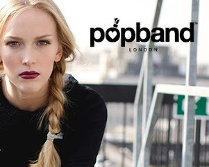 Popband London Hair Ties