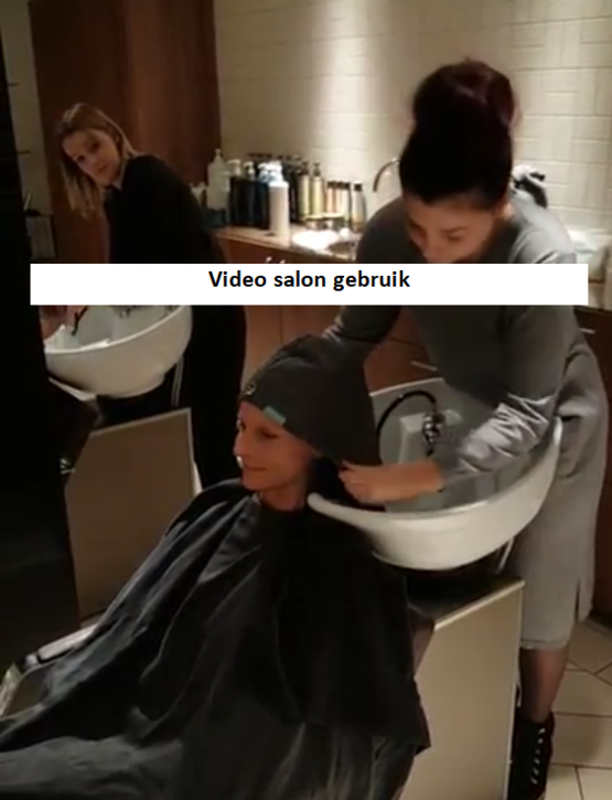Video salon gebruik
