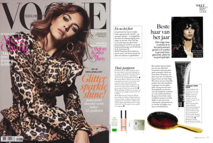 Vogue December 2017